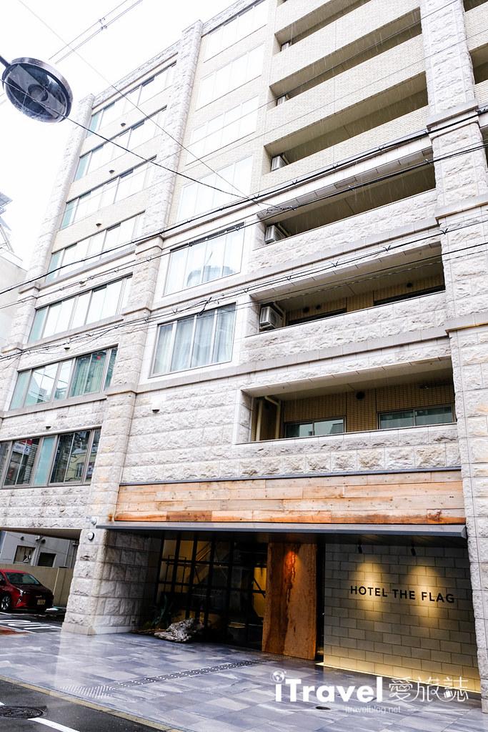 大阪饭店推荐 Hotel The Flag Shinsaibashi (3)
