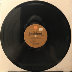 THE BLACKBYRDS:CITY LIFE(RECORD SIDE-A)