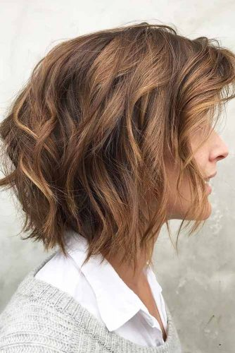 Best Medium Length Haircuts For Any Styles |Trendy Hairstyles 7