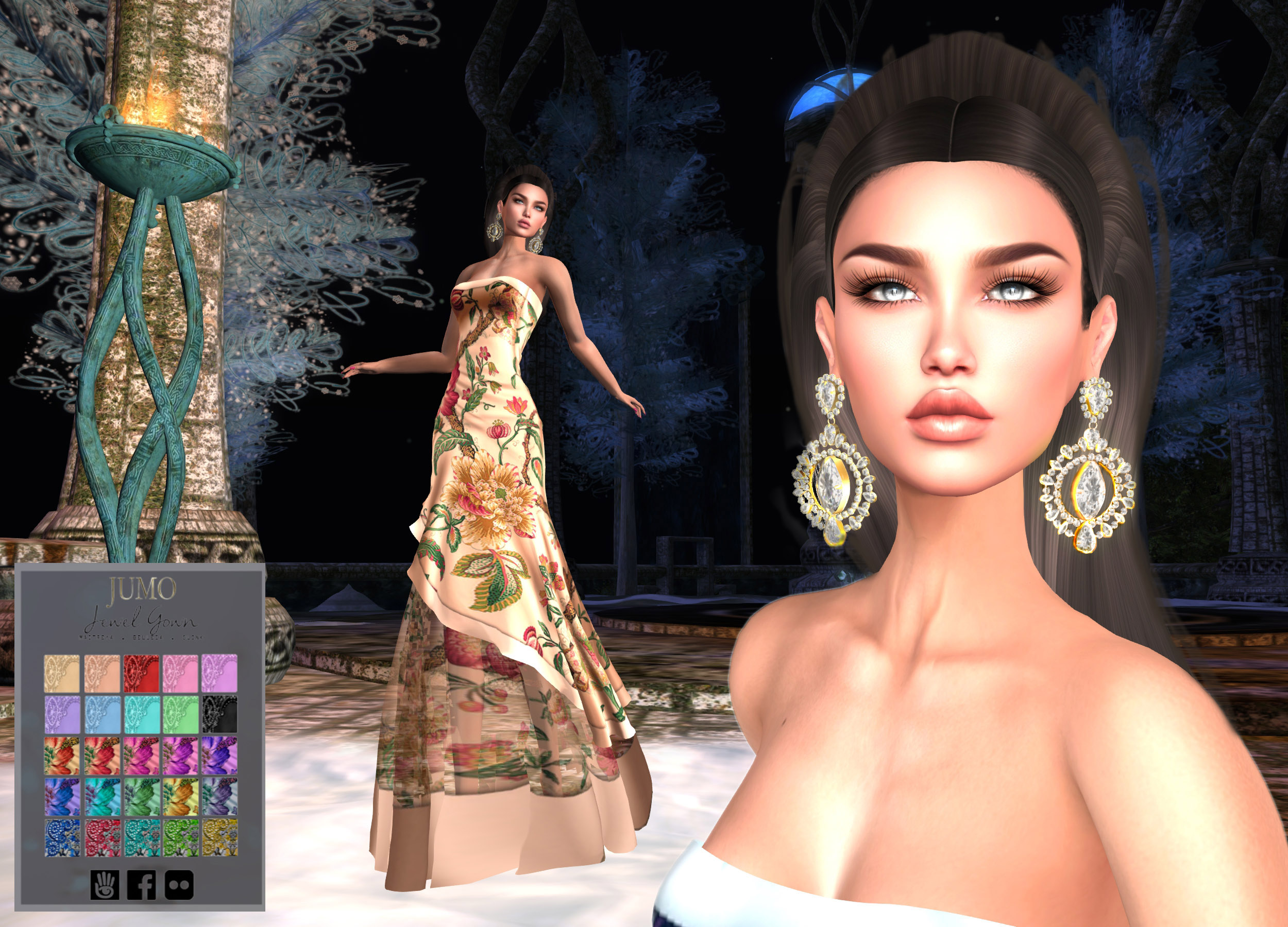 LuceMia - JUMO for Swank Event