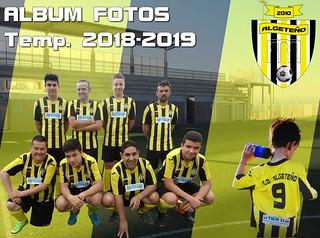 C.D. ALGETEÑO - Temporada 2018-2019