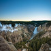 Grand Canyon of the Yellowstone by Chris Geden