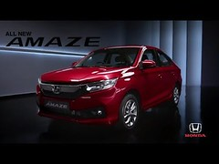 OFFICIAL VIDEO | 2018 Honda Amaze Official Video Revealing Key Features