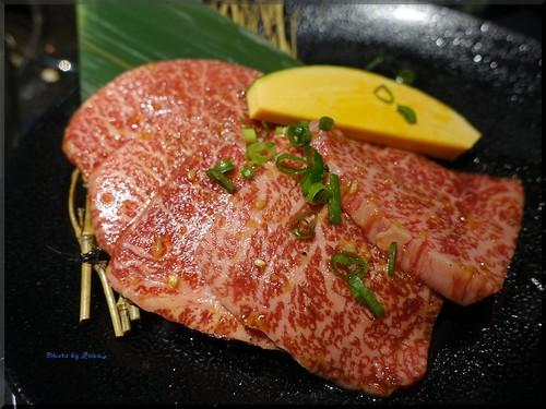 Photo:2018-04-07_T@ka.の食べ飲み歩きメモ(ブログ版)_ハッピーロードで知られてますが今回は逆側で焼肉【大山】ふくみ_03 By:logtaka