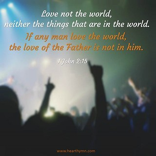love of the world