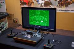 Unreleased Atari arcade game (1983)