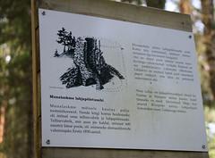 Munalaskme lubjapõletusahi / Munalaskme lime kiln, Estonia