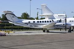 Air Service Liège King Air 350 OO-GMJ