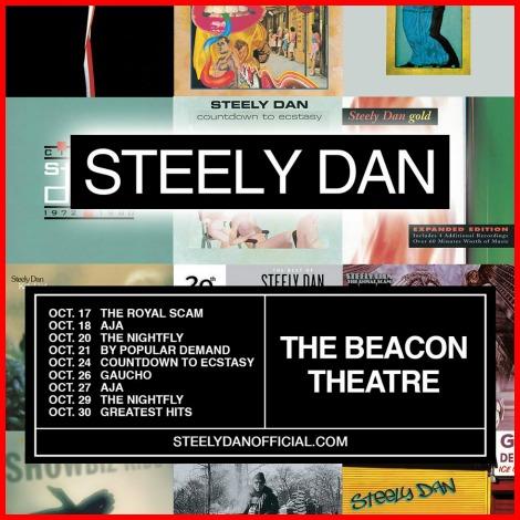 Steely Dan 10-17-18