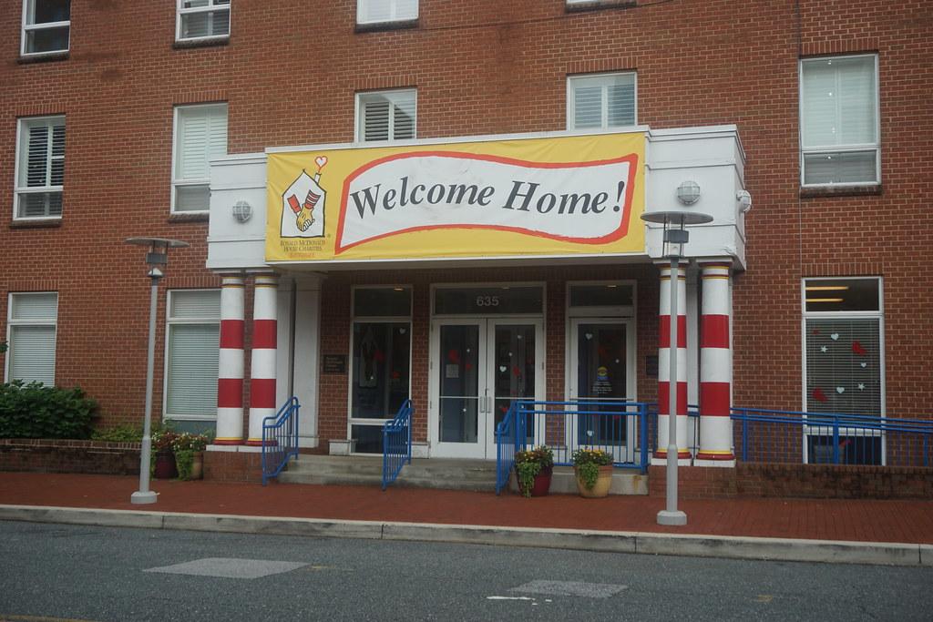 Ronald McDonald House McBlitz Day