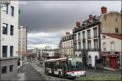 Heuliez Bus GX 327 - T2C (Transports en Commun Clermontois) n°734