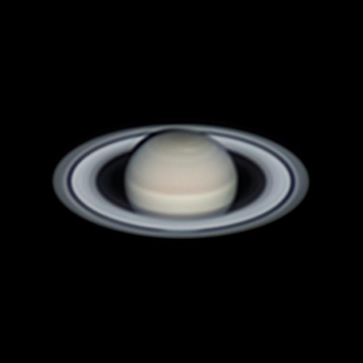 土星 (2018/7/29 20:42-20:44) (1500/3000 LRGB)