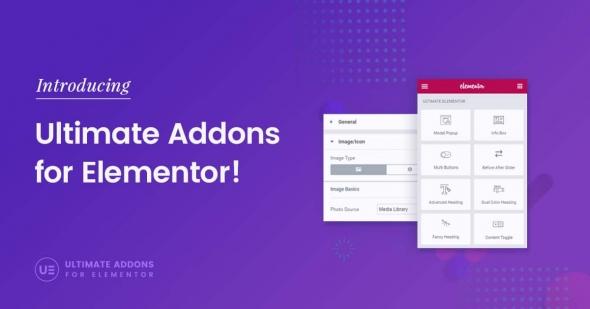 Ultimate Addons for Elementor v1.13.2