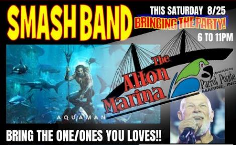 Smash Band 8-25-18