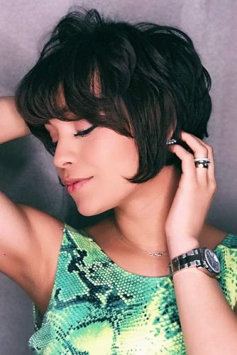Best Short Bob Hairstyles 2019 Get That Sexy-short haircut trends to try now 2