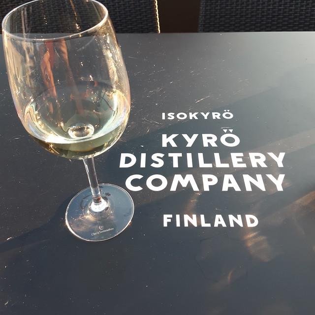 Kyrö Distillery Company - Helsingfors
