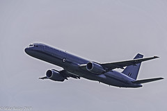 Royal New Zealand Air Force Boeing 757.