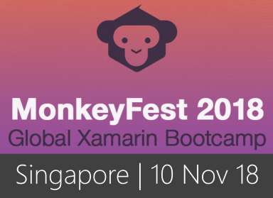 Global Xamarin Bootcamp 2018, Singapore