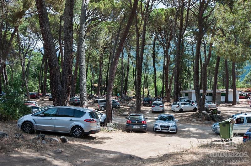 Piscina Natural La Pinara en la Adrada