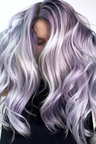 Latest Lavender Hair Color To Adopt The Newest Trend 3