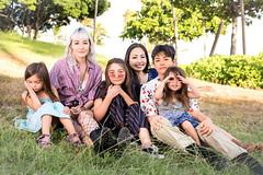 THE SHINN FAMILY @ KAKA'AKO PARK