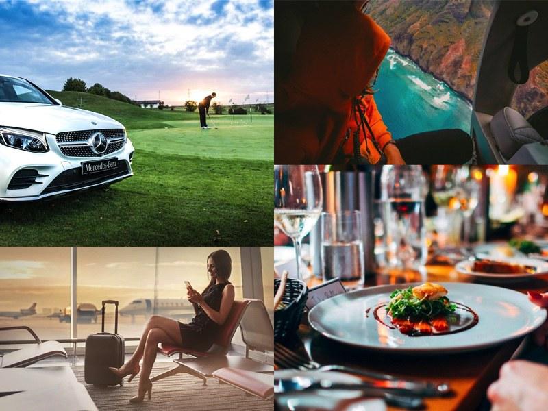 Mercedes Benz Circle Elite