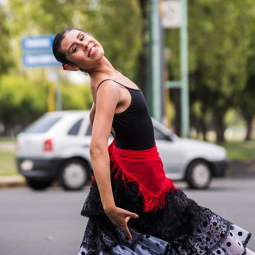 Danza en calles de Ciudad de México