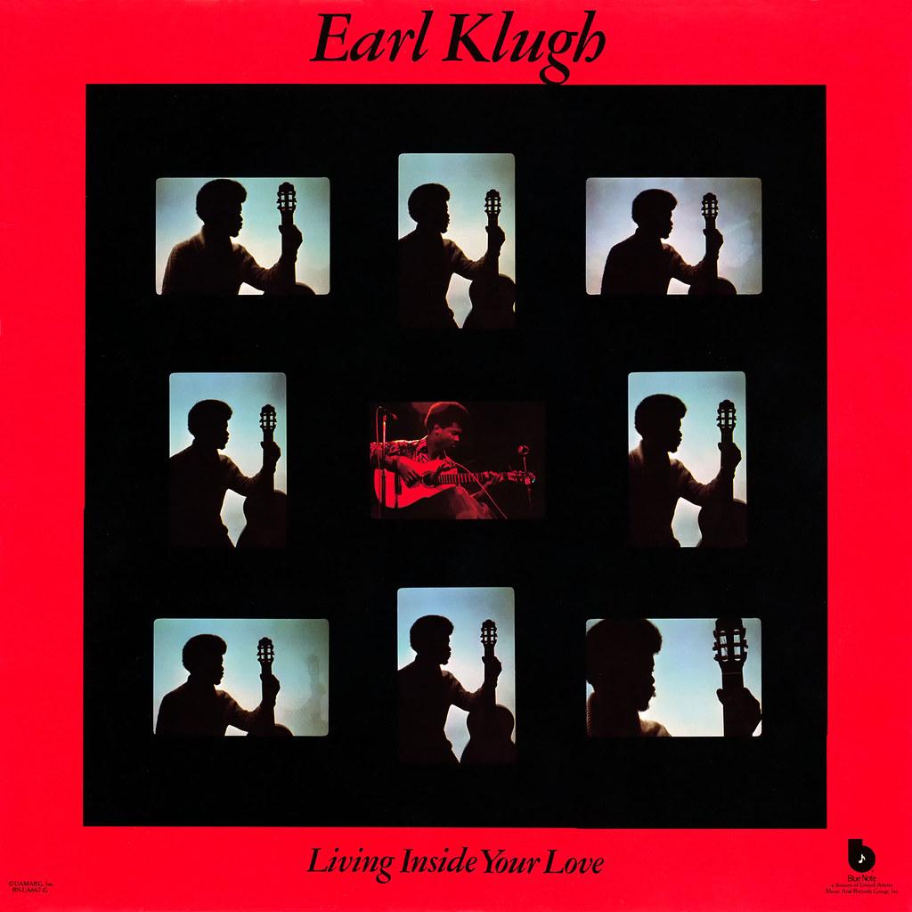 Earl Klugh - Living Inside Your Love