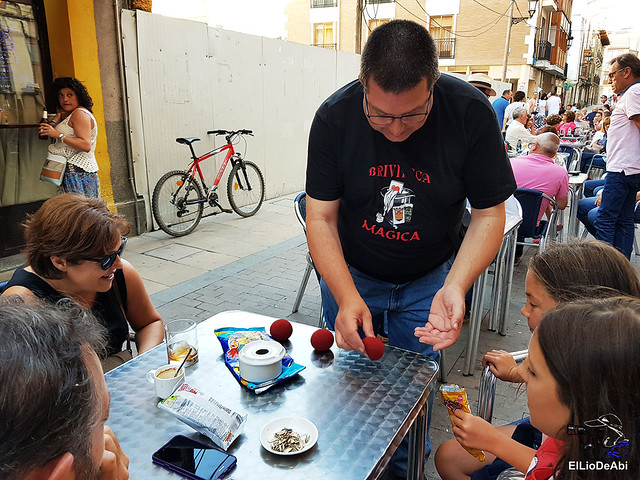 Briviesca Mágica llena las calles de Magia durante un fin de semana 10