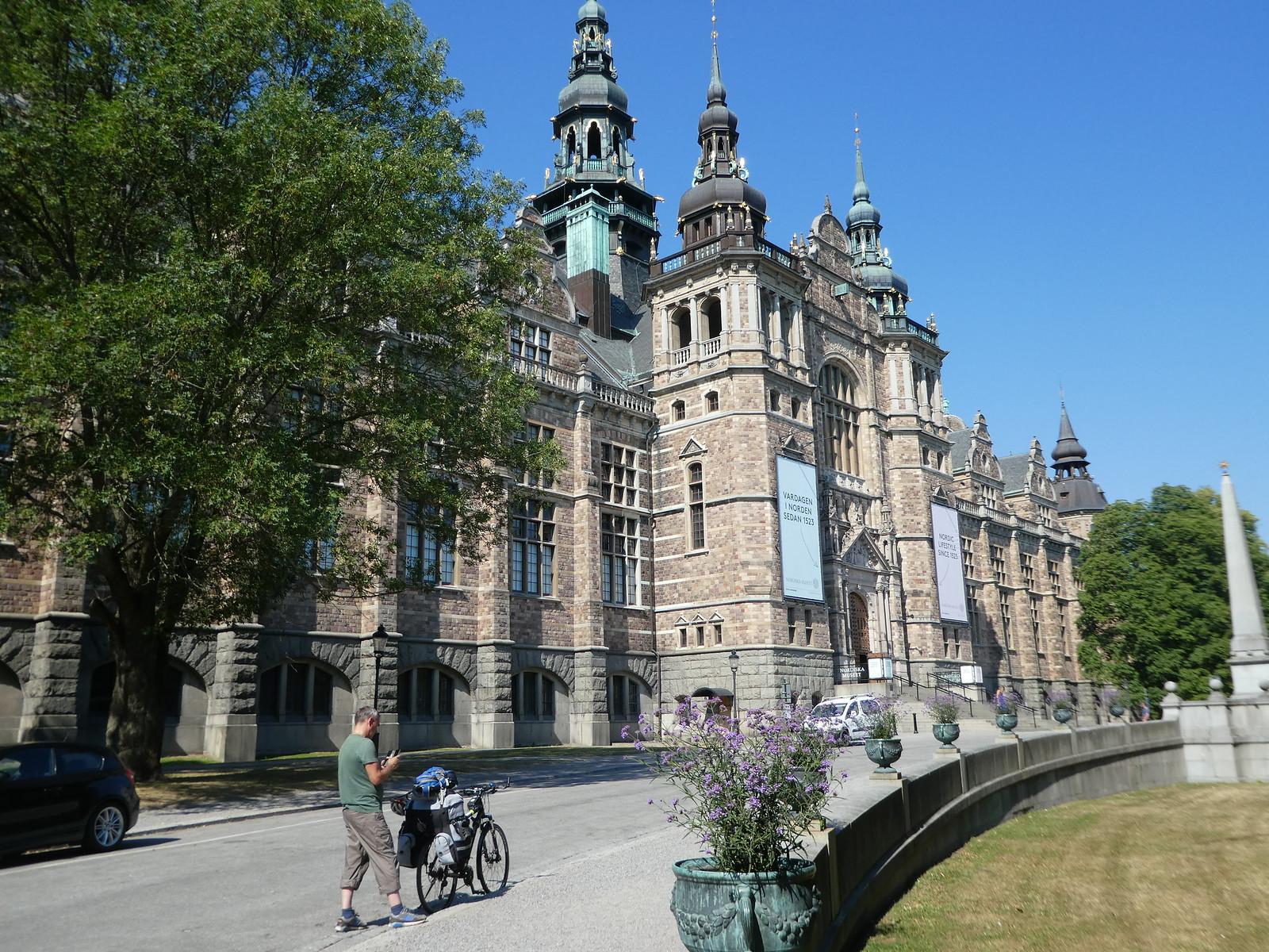 Nordiska Museum, Stockholm