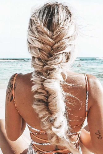 30+Most Stunning French Braid Hairstyles To Make You Amazed! 17