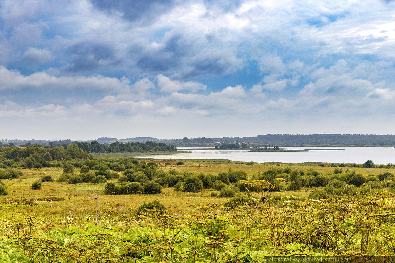 Cherstyatskoe Lake