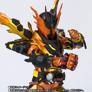 S.H.Figuarts 《假面騎士Build》「假面騎士Cross-Z 熔岩型態」! 仮面ライダークローズマグマ