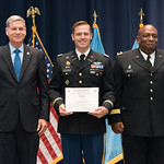 Fri, 07/27/2018 - 14:42 - On July 27, 2018, the William J. Perry Center for Hemispheric Defense Studies hosted a graduation ceremony for its 'Defense Policy and Complex Threats' and 'Cyber Policy Development' programs. The ceremony and reception took place in Lincoln Hall at Fort McNair in Washington, DC.