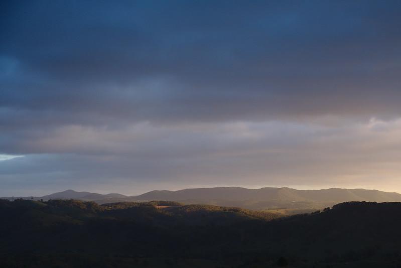 Sunrise over Kanimbla Valley