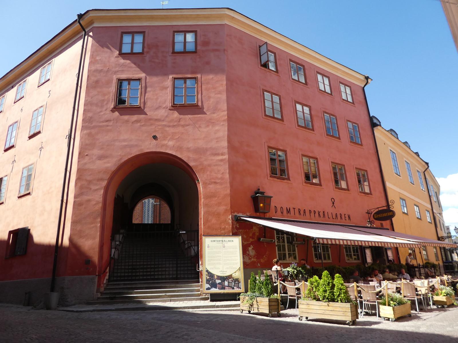 Domtrappkällaren Restaurant, Uppsala