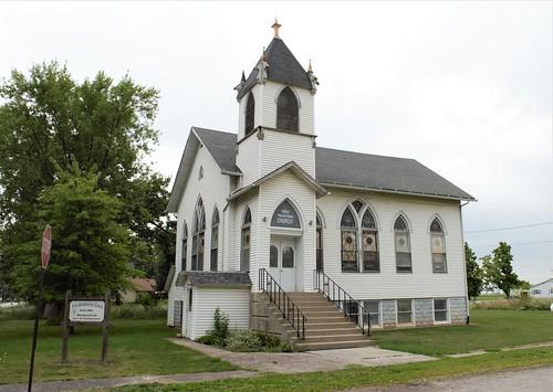 The Cecil Presbyterian Church