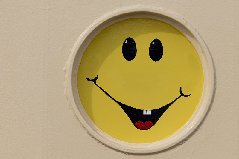 Porthole Smiley