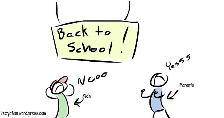 kids vs parents