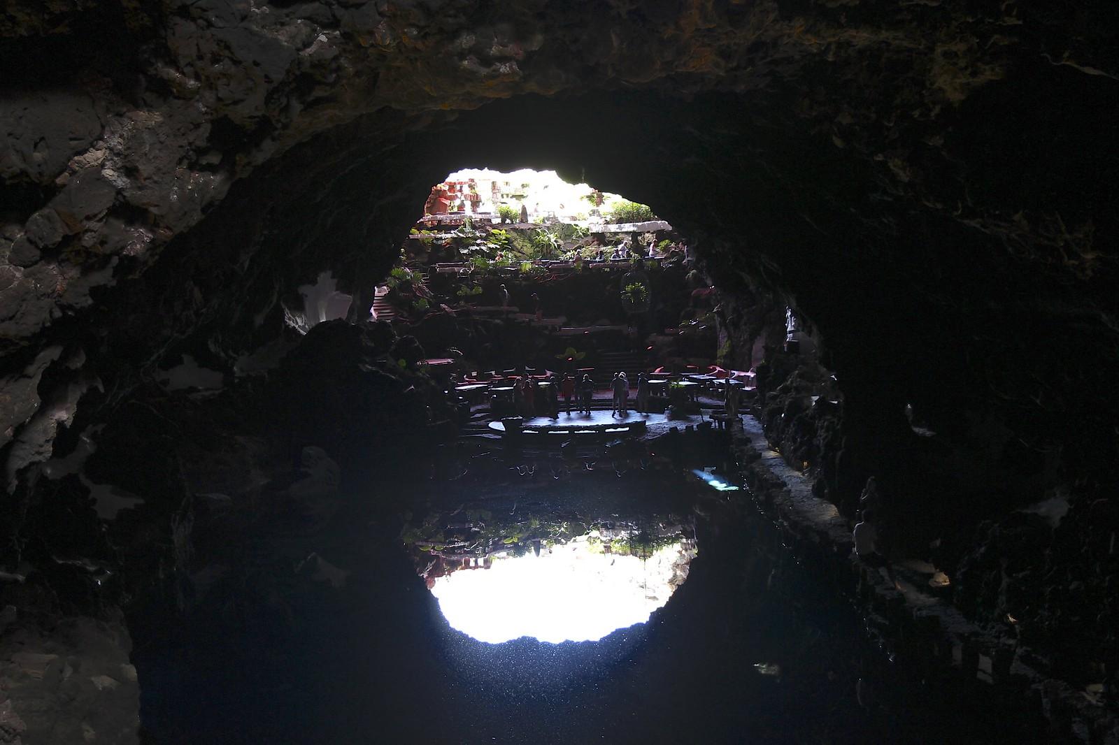 Jameos del Agua ja Mirador del Río