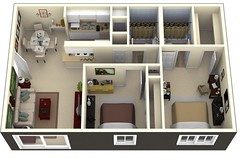 PLAN 3D , PROJECTS