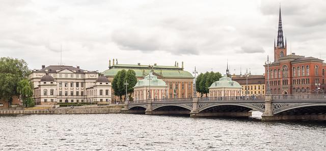 Vasabron, Stockholm