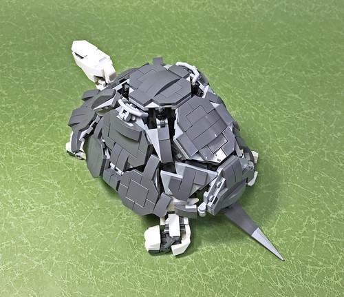 LEGO Mech Turtle-06