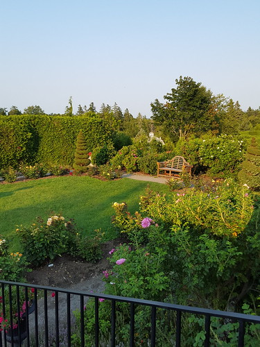 Kingsbrae Garden. From Eight Surprising Delights Around Canada's Bay of Fundy