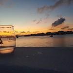 Bermuda sundowner