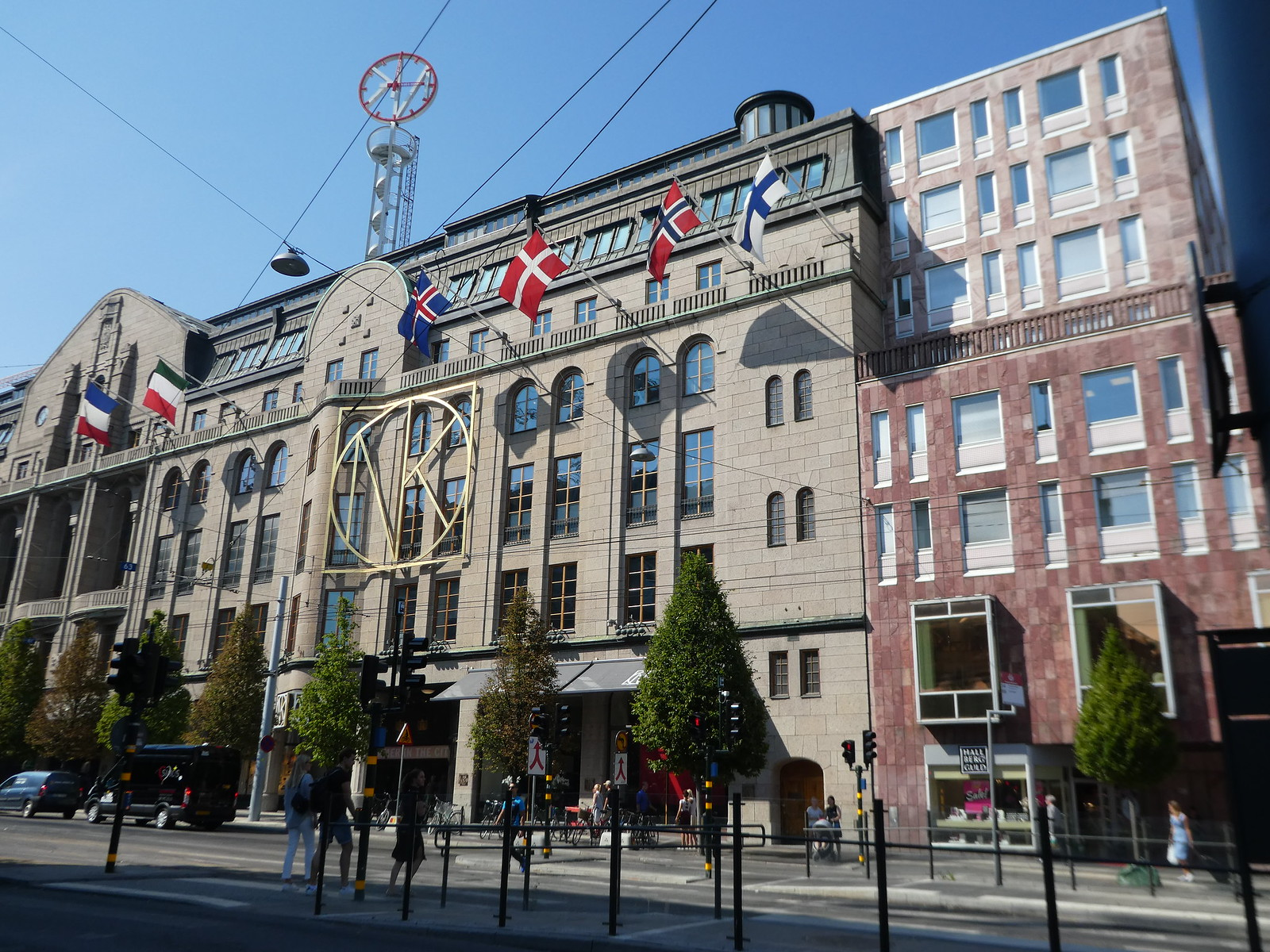NK Department Store, Stockholm
