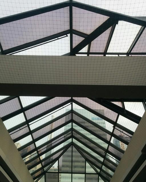 Atrium #toronto #torontocoachterminal #architecture #atrium