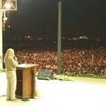 Philippines Large Crowd