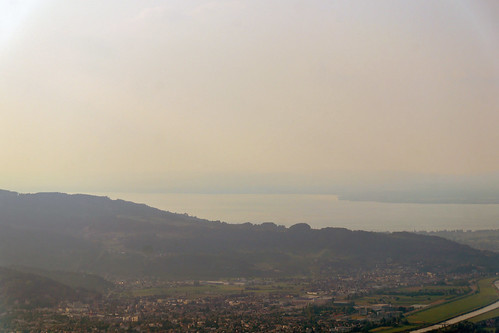 View towards Lake Constance