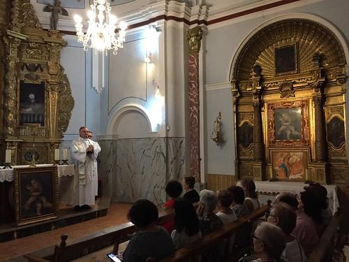 Virgen salud Celadas 60 - Eucaristía y Besamanos